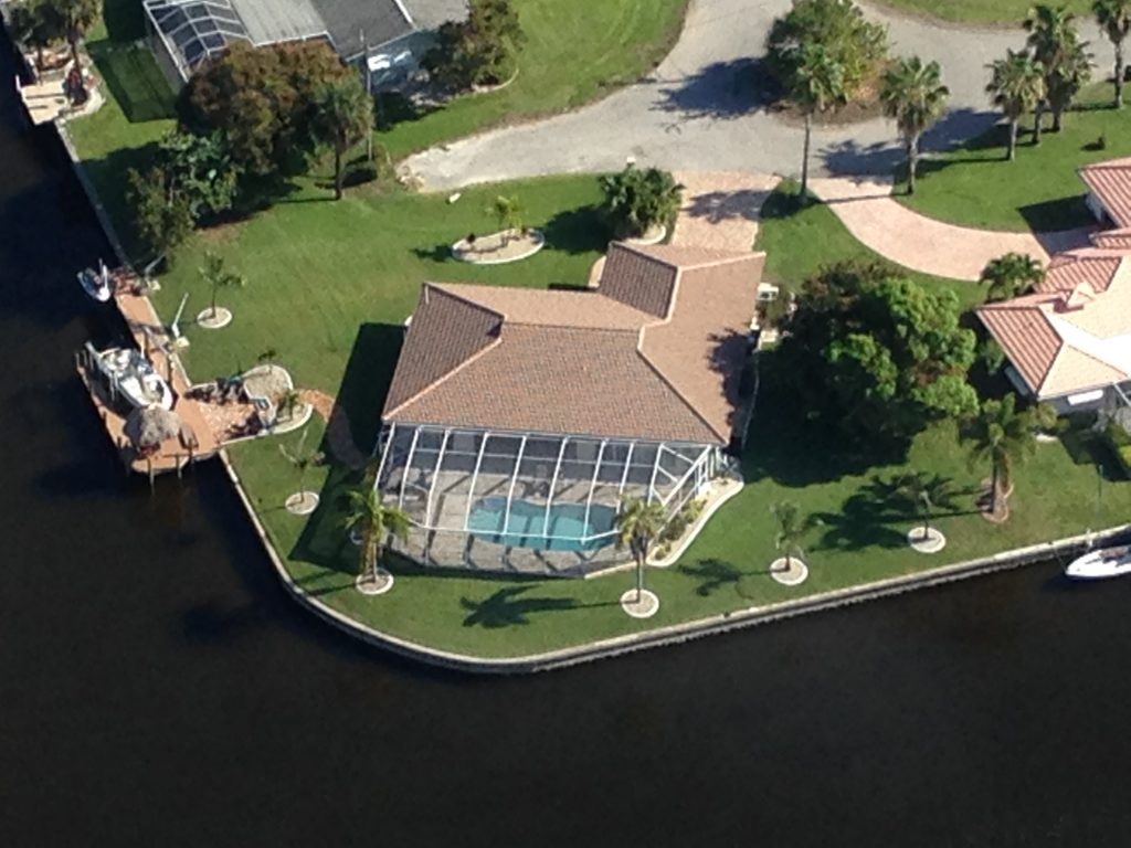 Birdview- Villa Romantic Cape Coral