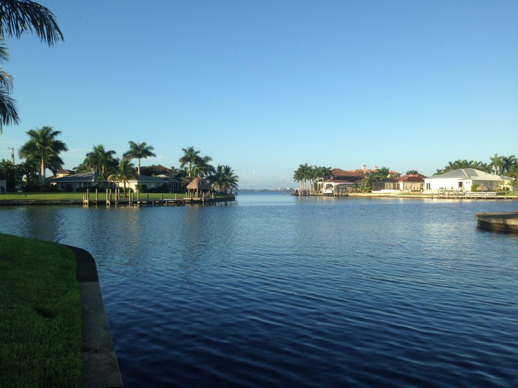 View Villa Romantic Cape Coral